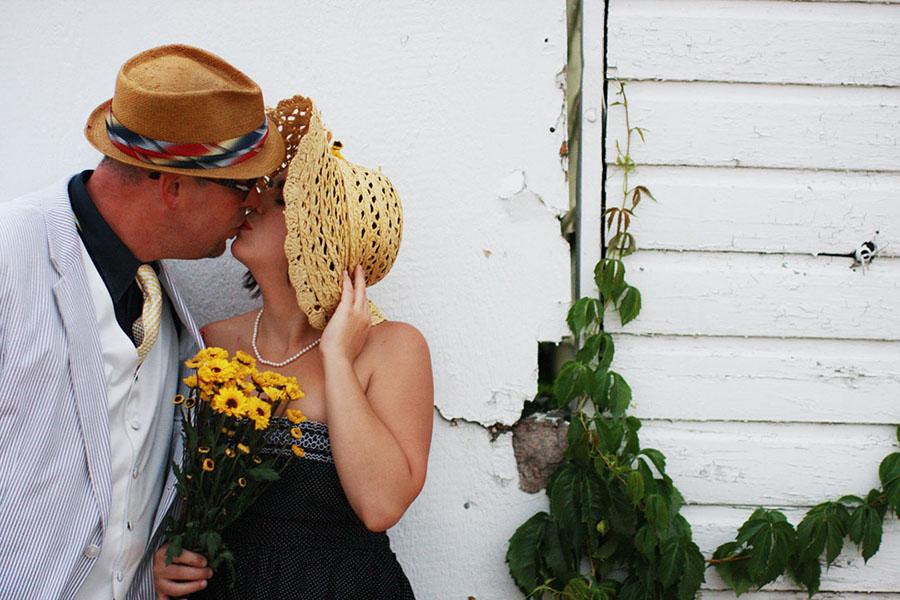 Lewisburg engagement photography.